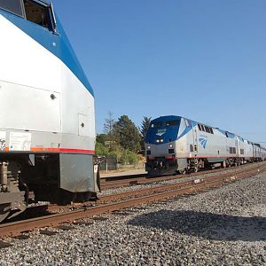 Coast Starlight's Meet