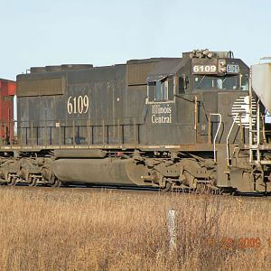 IC Unit on CN 853