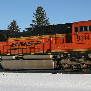 ...and then an SD70ACe