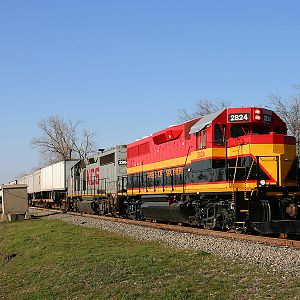 KCS 2824 - Richardson TX