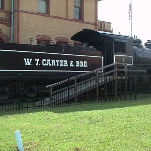 "WT Carter #1 ""Big Mike"" Teague, Tx  BRI Museum"