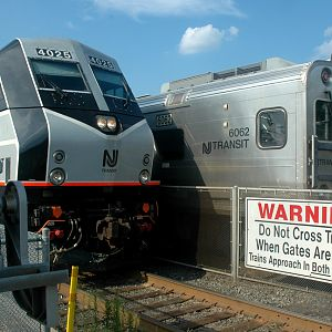 NJT in Point Pleasant Beach