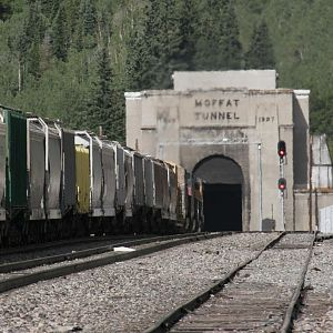 MOFFAT TUNNEL DISTRICT