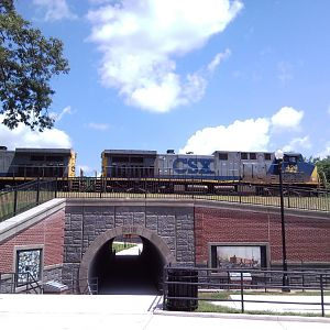 Kennesaw Pedestrian Tunnel