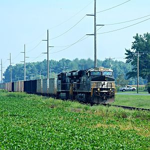 NS 12G southbound
