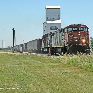 CN Rolling West