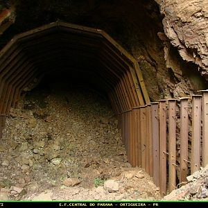 Abandoned Tunnel