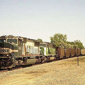 BNSF'S Jamestown Sub