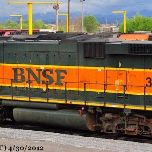 BNSF#9647(Vomit Bonnet) | RailroadForums com - Railroad