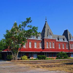 Holly Springs, MS Depot
