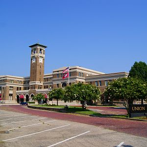 Union Station In Little Rock, AR