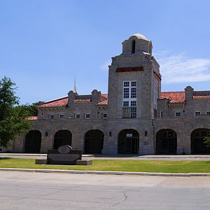Oklahoma City's Old Union Station