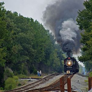 Steaming In Alabama