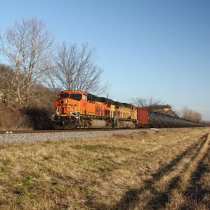 Tank Car Train at Foley