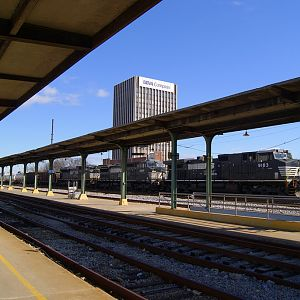 South At The Platform