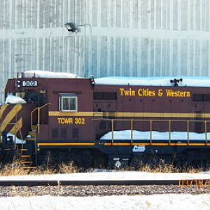 Twin Cities and Western 302