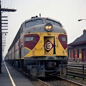 Erie-Lackawanna 824