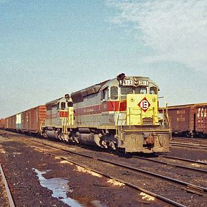 Erie-Lackawanna 3613