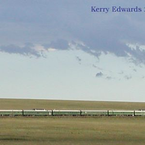 Kerry Edwards 2004 Campaign Train 80mph Hi-Ball to Las Vegas, New Mexico
