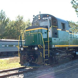 Lake Placid Alco 4243