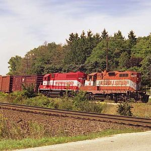 Wisconsin & Southern Railroad