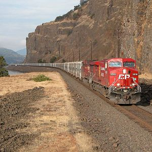 CP in the Columbia River Gorge