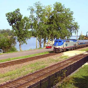 River City Amtrak